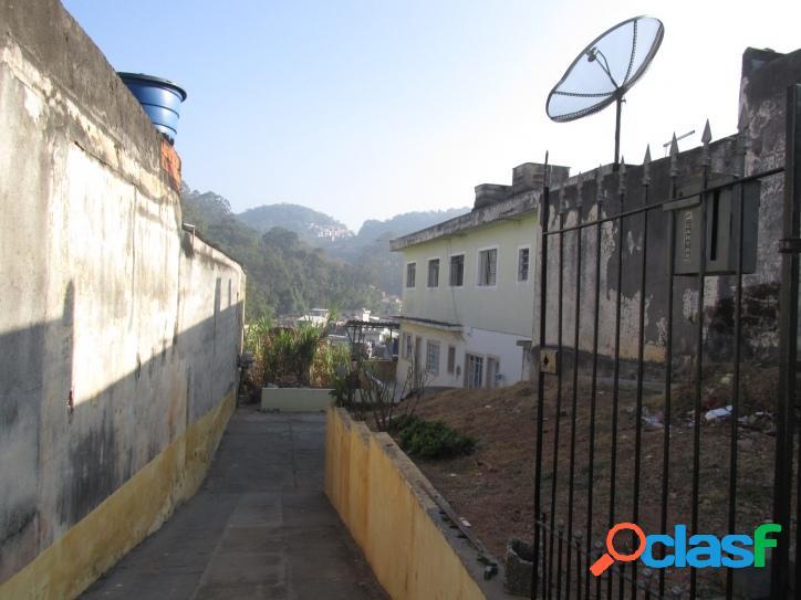 Terreno na vila clarice/pirituba com 02 casas térreas