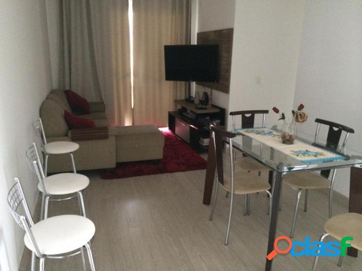 Apartamento mobiliado no Jd Íris/Pirituba, 3 dorms (1 suíte) 1