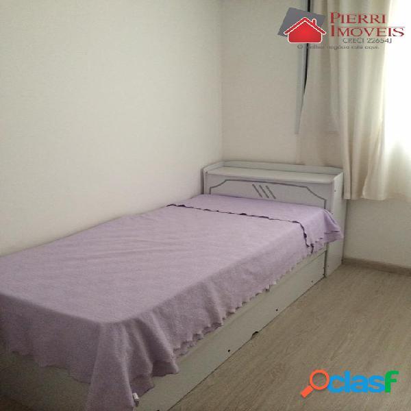 Apartamento mobiliado no Jd Íris/Pirituba, 3 dorms (1 suíte) 2