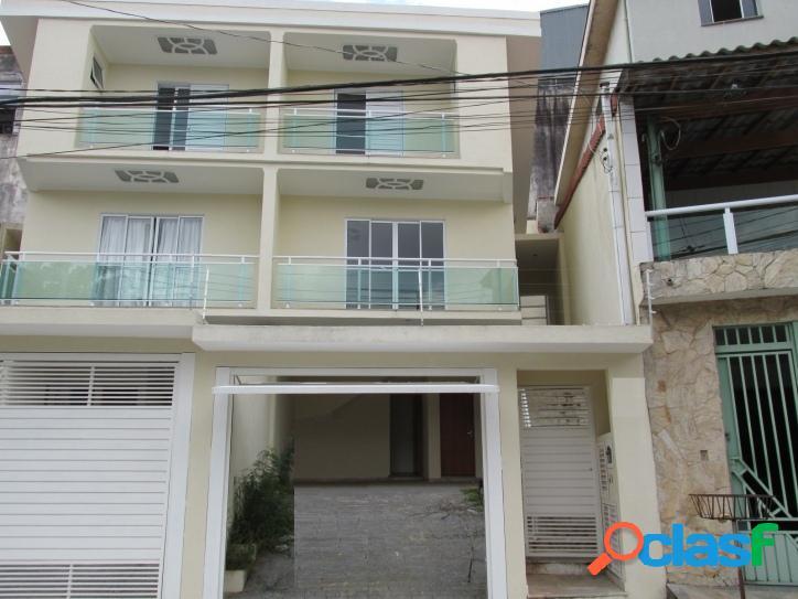 Sobrado jd. cidade pirituba com 3 dormitórios (2 suítes) 3vg