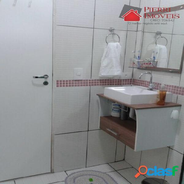 Casa 2 dorms. com Salão Comercial em Caieiras/Laranjeiras 1