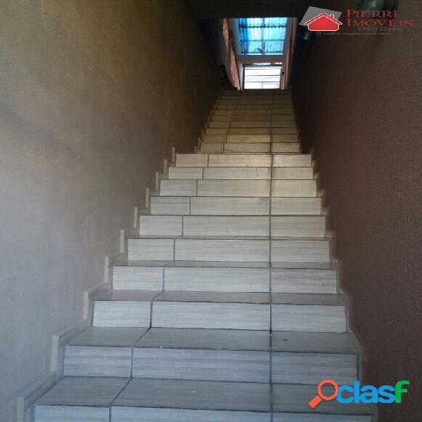 Casa 2 dorms. com Salão Comercial em Caieiras/Laranjeiras 2