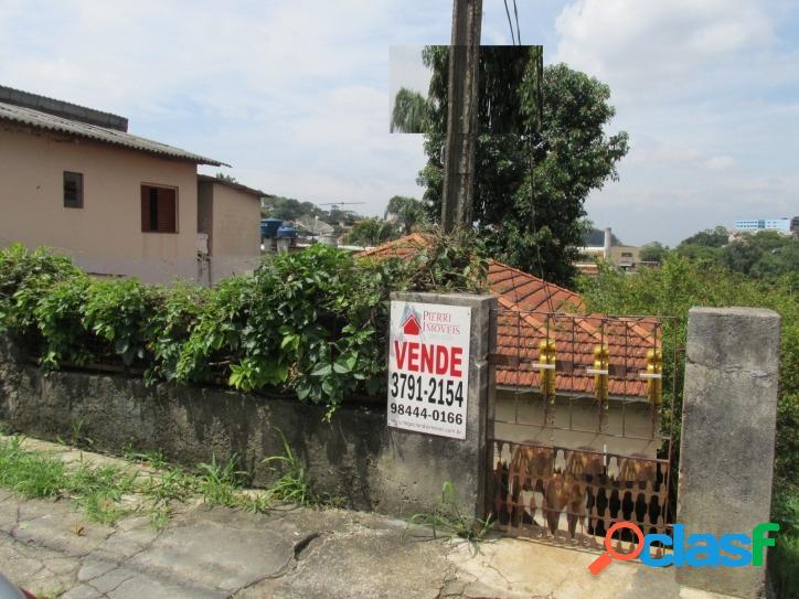 Casa/terreno no jaraguá, jd vivan - 250m² e 2 dormitórios