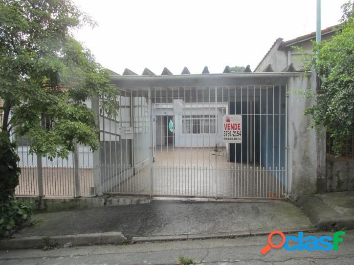 Casa térrea no jd. regina/pirituba - 3 dormitórios, 250m²