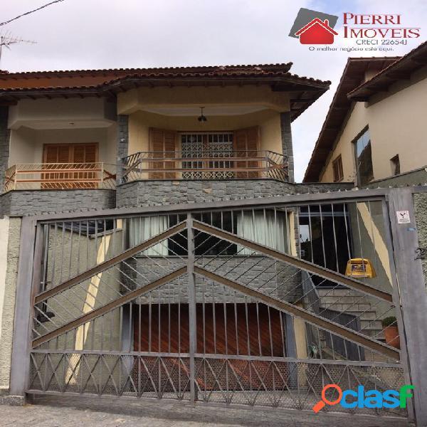 Sobrado city pinheirinho/pirituba 3 dorms (1 suite) 5 vagas