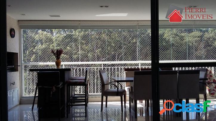 Apto sítio anhanguera 4 dorms (1 suíte) 131m² linda vista