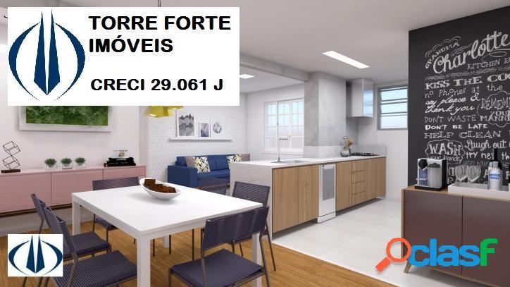 Higienópolis | 96 m² | 2 Dorms | 1 Suíte | 795 MIL