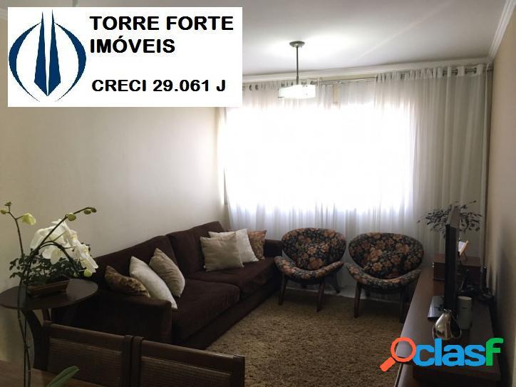 Belém |82 m² | 3 dormitórios | 1 vaga