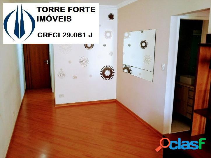 Saúde | 55 m² | 2 Dormitórios | 1 Vaga | 360 MIL