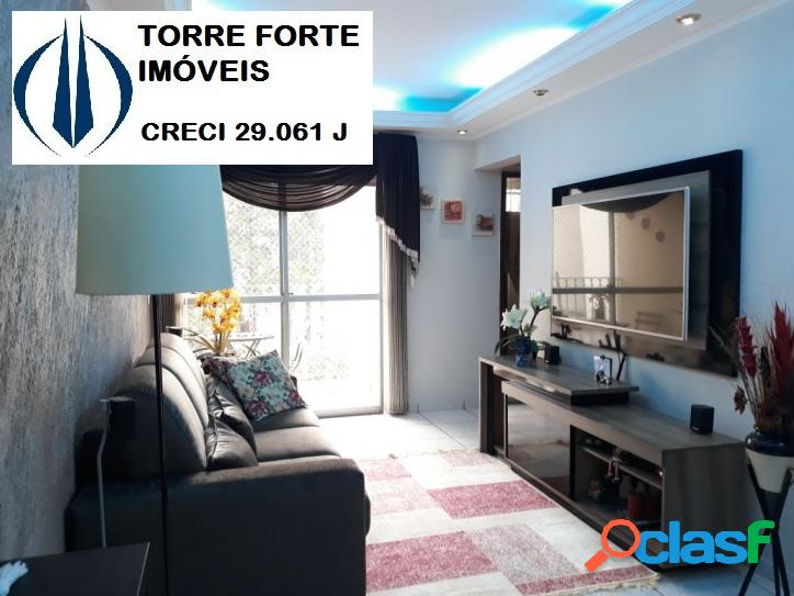 Vila Ema | 59 m² | 2 Dormitórios | 1 Vaga | 285 MIL