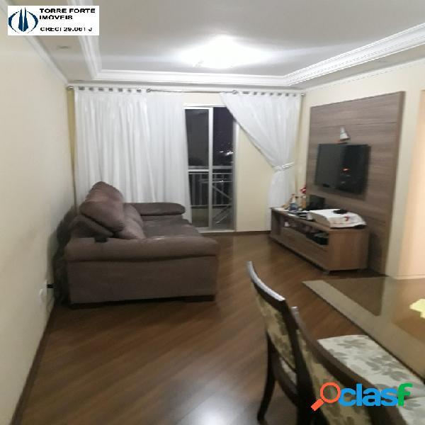 Lindo apartamento com 2 dormitórios na vila prudente