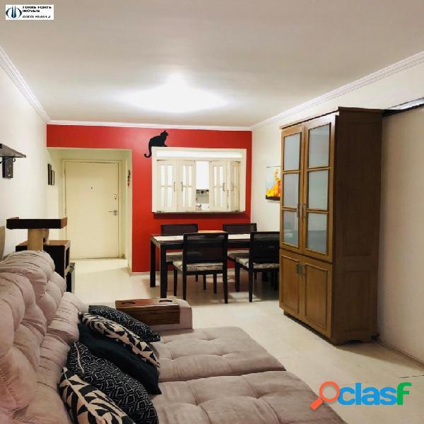 Amplo apartamento com 2 dormitórios Vila Pompéia. 1 vaga de garagem coberta!! 3