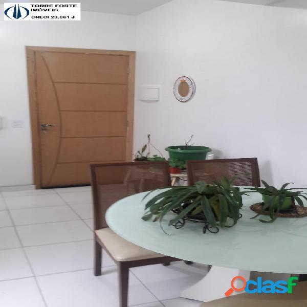 Lindo apartamento novo com 2 dormitórios Jd Estadio. 1 vaga de garagem 1