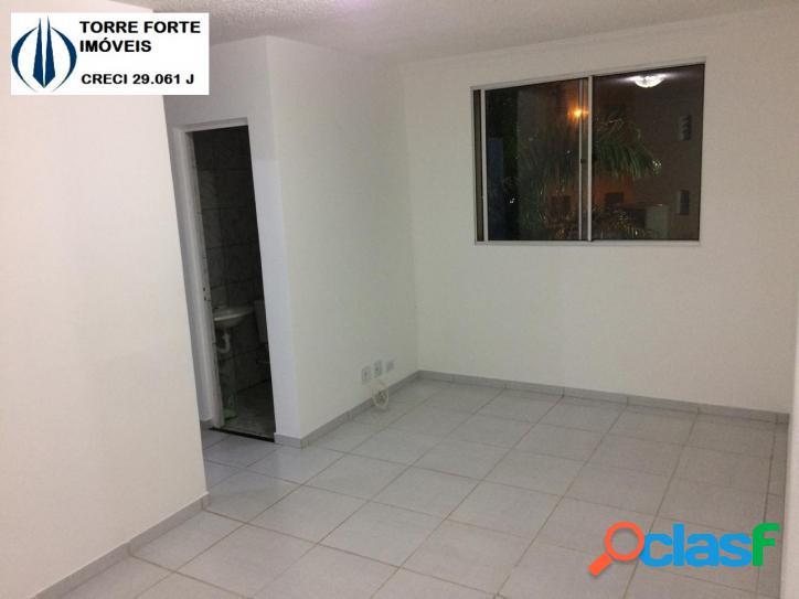 Lindo apartamento com 2 dormitórios no jd. presidente dutra. 1 vaga