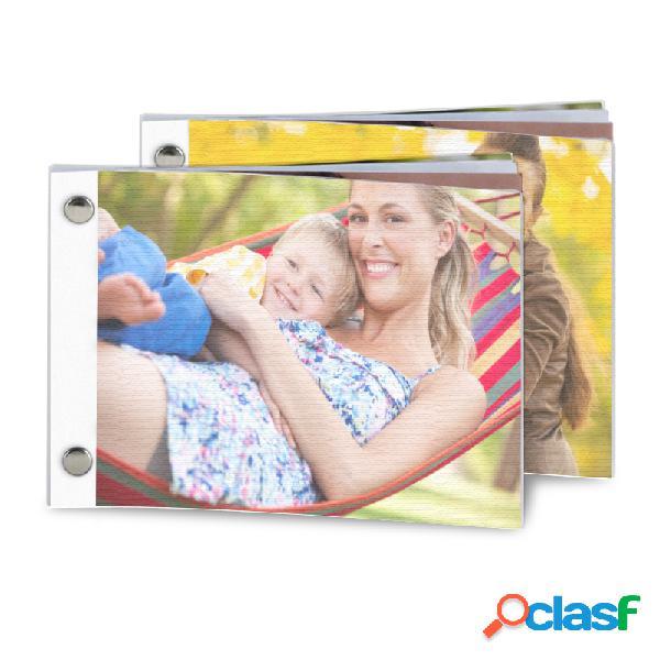 Fotolivro - flipbook - 31 páginas no tamanho 15x10 cm