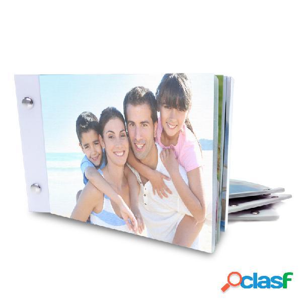 Fotolivro - Minibook - 31 páginas no tamanho 10x7 cm