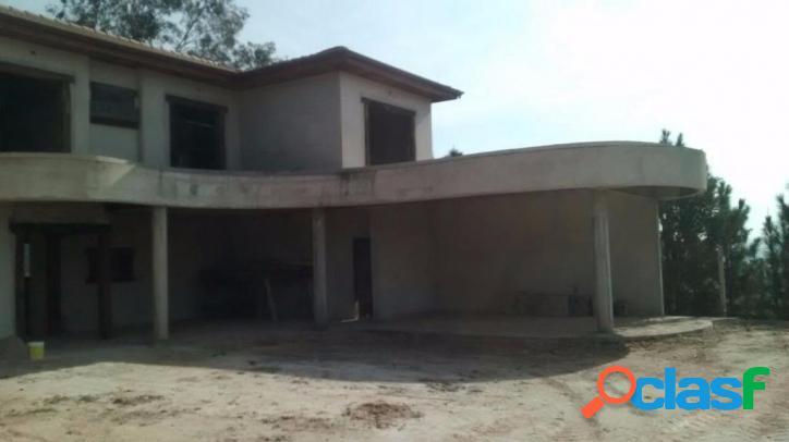 Chácara residencial à venda, quintas da boa vista, atibaia.