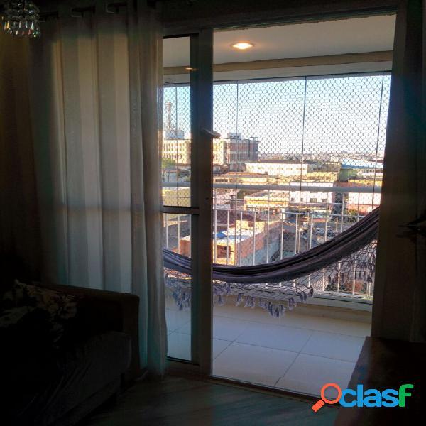 Apartamento andar alto com 60 m²/3 dormitórios à venda na vila ema. sp