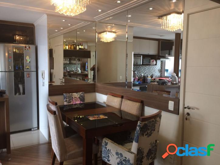Venda/permuta- apartamento com varanda gourmet na vila prudente, sp!!