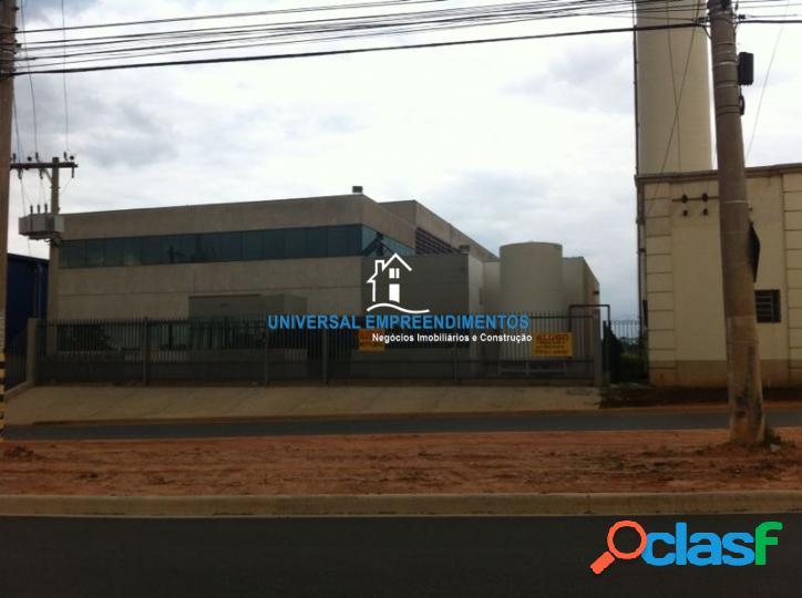 Barracão zona industrial sorocaba