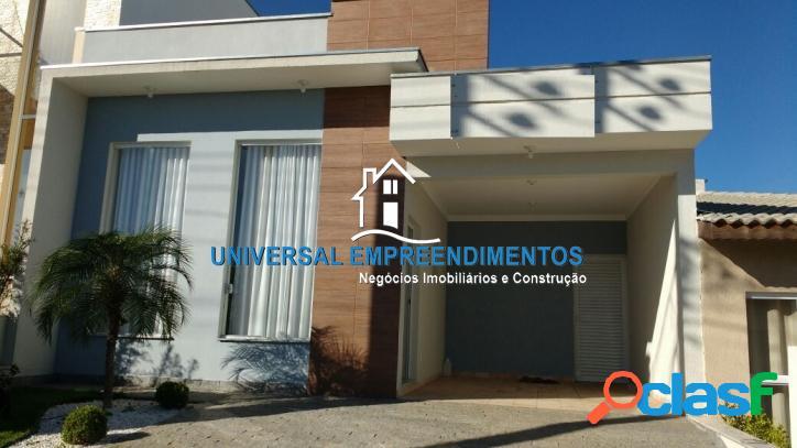 Casa no condomínio villagio milano