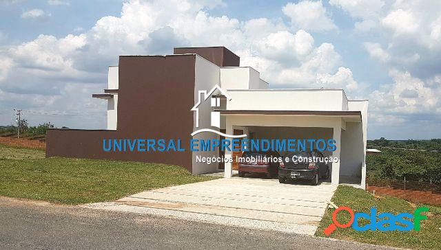 Casa condomínio village araçoiaba