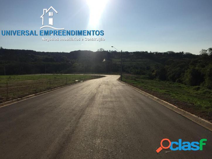 Terreno no condomínio villagio ipanema