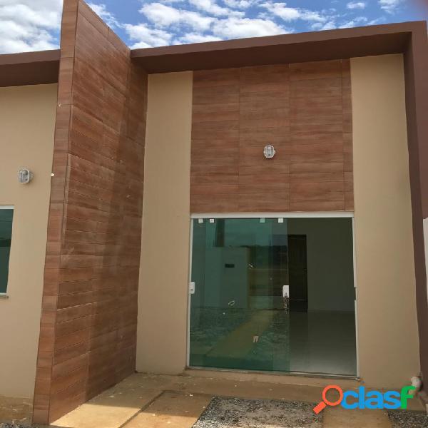 Casas novas no santa lucia - aloque - aracajú - se. só r$:135.000,00