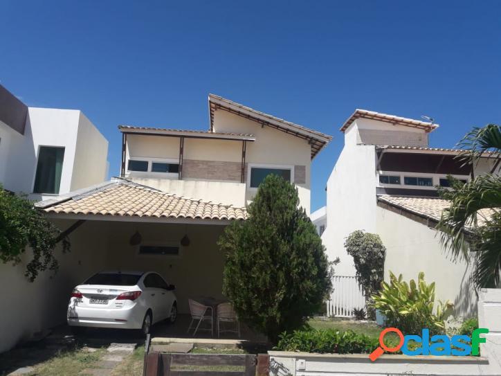 Linda casa no residencial rota do sol - aracajú !! vende ou aluga só com andré luiz corretor de imóveis!
