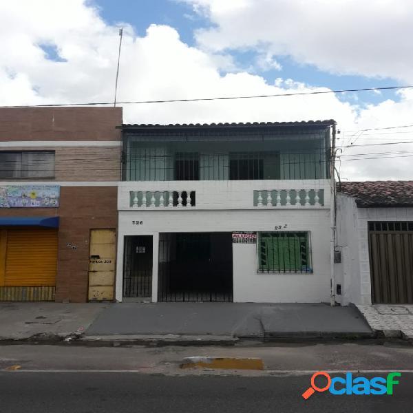 Locação anual r$:600,00 mensais - bairro olaria - aracajú - se.