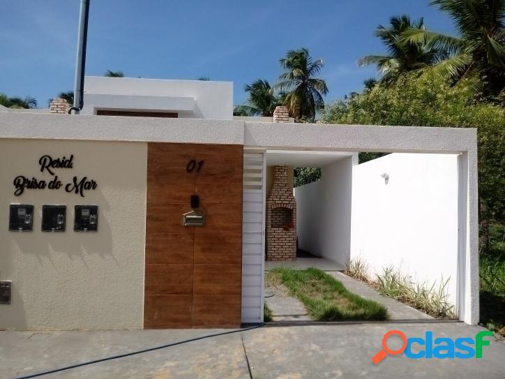 Linda casa NOVA na Barra de Coqueiros - SE só R$145.000,00 1