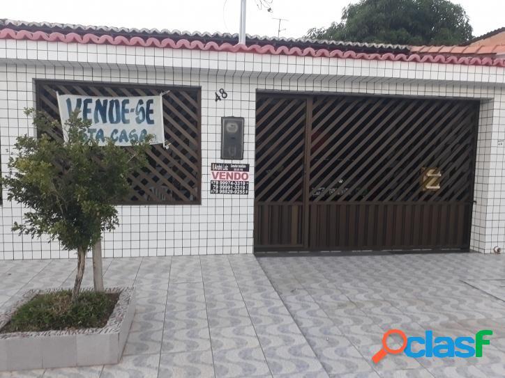 Casa 3 dormitórios sendo 1 suíte em barra de coqueiros se só r$:230.000