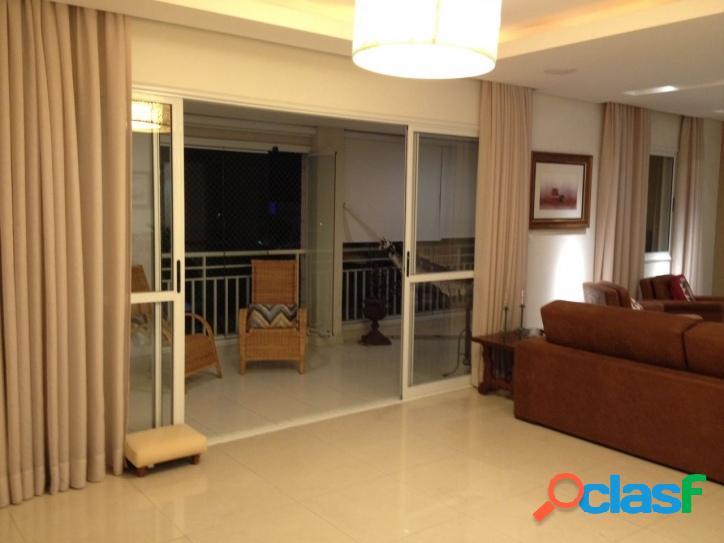 Apartamento a venda 4 dormitórios condomínio ekobé 177 m²