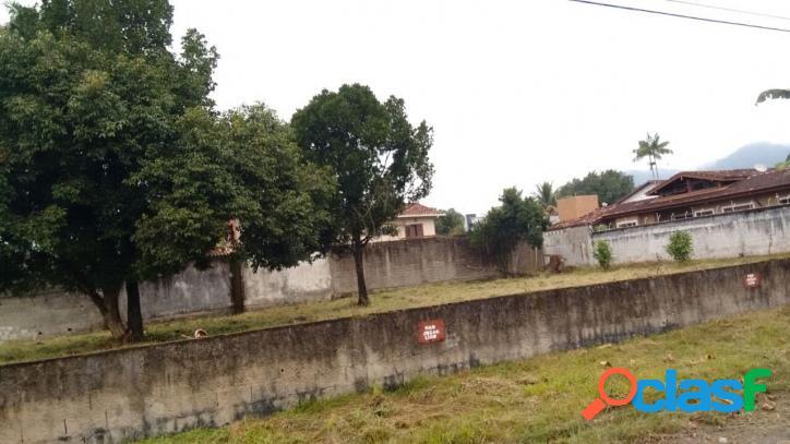 Excelente terreno a venda em ubatuba-sp - itaguá