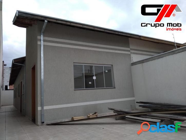 Casa nova 3 dormitórios sendo 1 suíte -portal da mantiqueira