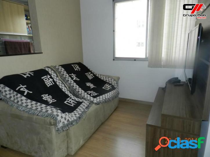 Apartamento 2 dormitórios com móveis planejados