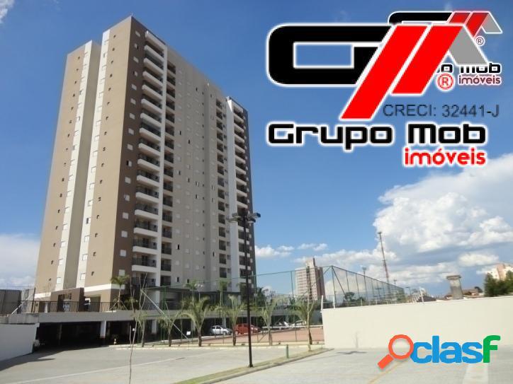 Apartamento de 2 Dorm sendo 1 Suíte - Condomínio Cyan