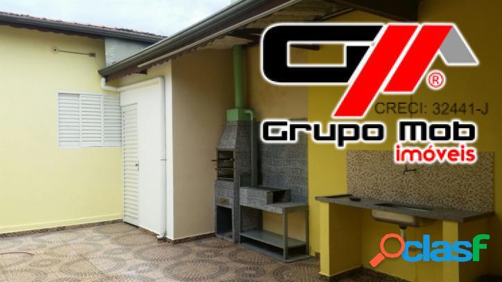 Linda casa térrea com 2 dormitórios em Caçapava