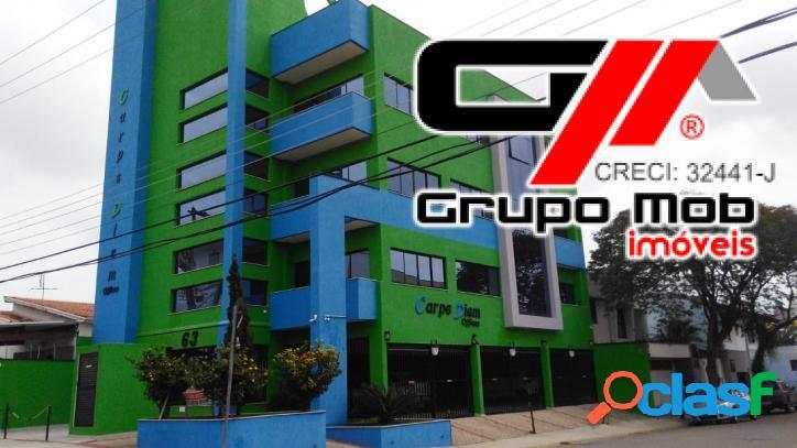 Sala Comercial Edifício Carpe Diem 90 m², Centro