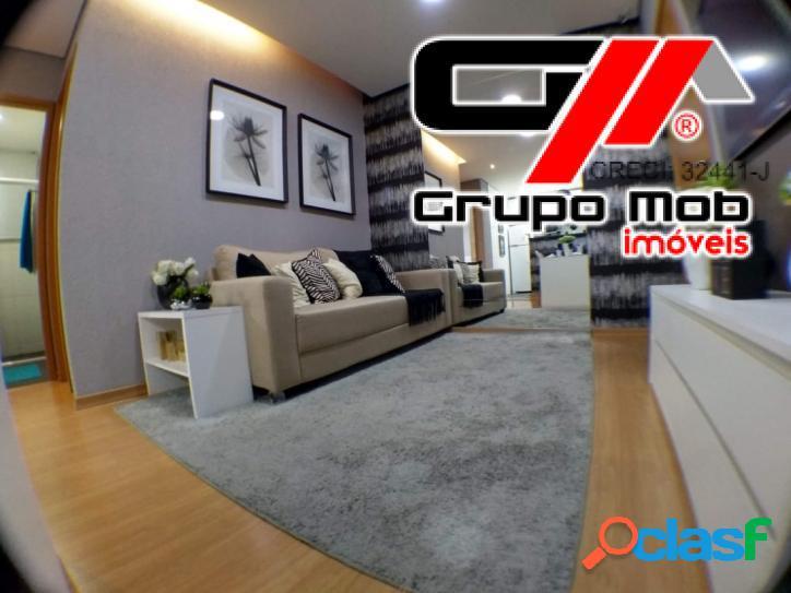 Condomínio Trentino 2 Dormitórios - Pronto p/ Morar