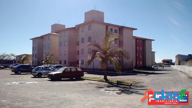 Apartamento 02 dormitórios, residencial recanto dos pássaros, vende, bairro praia joão rosa, biguaçu, sc