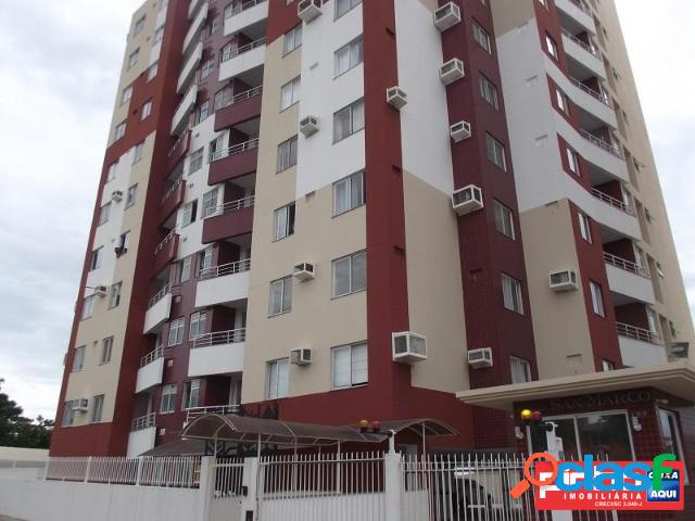 Apartamento 02 dormitórios, residencial san marco, vende, bairro ipiranga, são josé, sc
