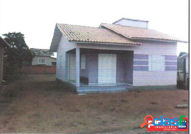 Casa 02 dormitórios para venda direta caixa, bairro bom retiro, jaguaruna, sc