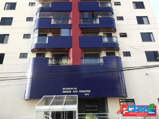 Apartamento de 03 dormitórios (suíte com closet) para venda, bairro campinas, são josé, sc