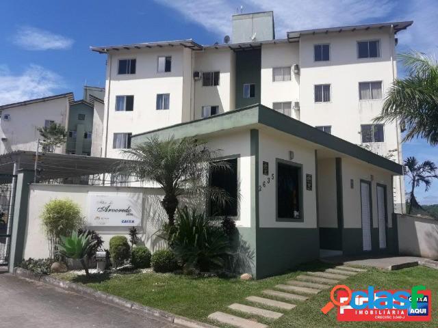 Apartamento para venda direta caixa, bairro aventureiro, joinville, sc