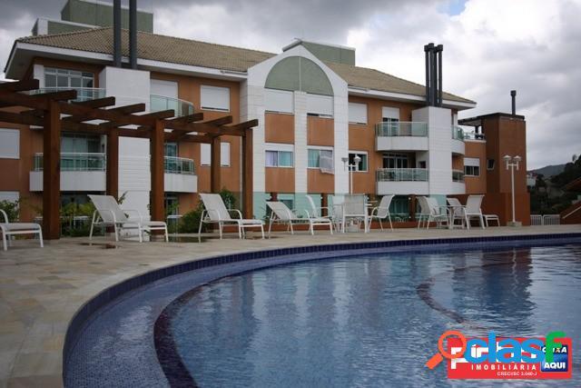 Cobertura de 03 dormitórios (suíte com banheira) para venda, bairro carvoeira são josé, sc