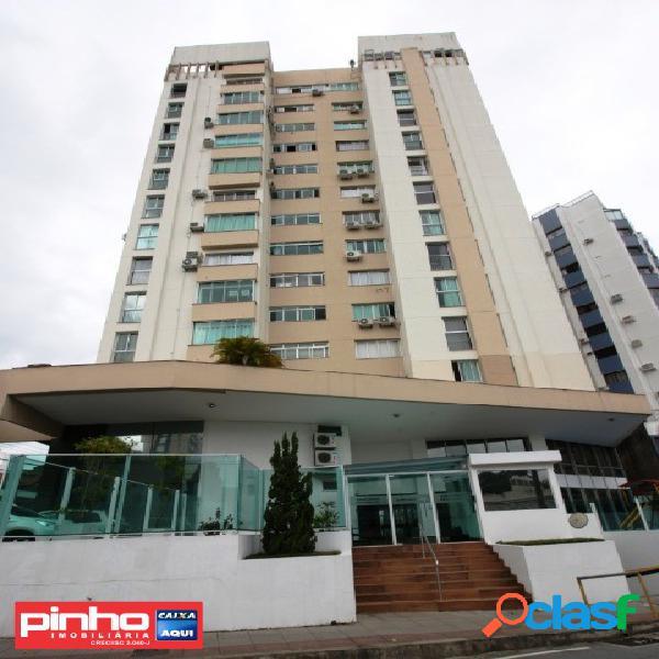 Apartamento 03 dormitórios (suíte) para venda, bairro centro, florianópolis/sc