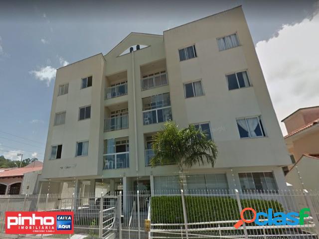 Apartamento 02 dormitórios, venda direta, bairro bela vista, são josé, sc