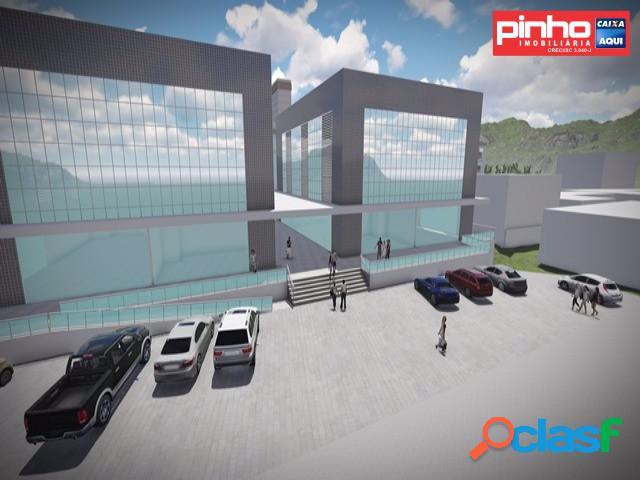 Sala comercial nova para venda, bairro praia dos ingleses do rio vermelho, florianópolis, sc