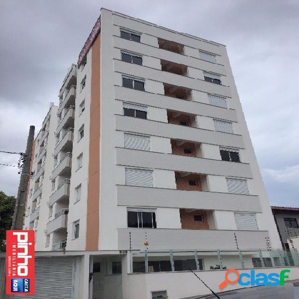 Apartamento de 02 dormitórios (suíte) para venda, bairro capoeiras, florianópolis, sc